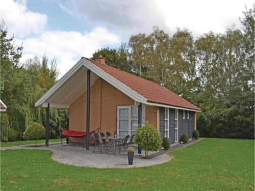 Holiday home Slagelse with a Fireplace 323