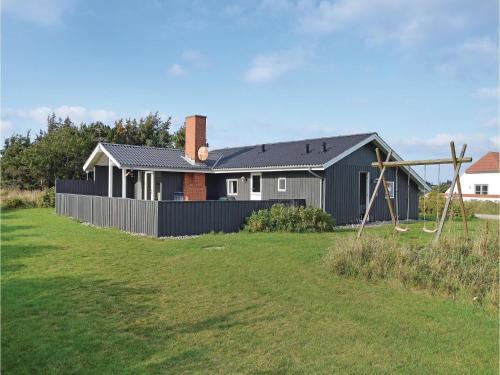 Holiday home Vejlby Klit Harboøre IX