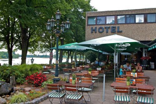 Hotel Rheinterrasse Benrath impression