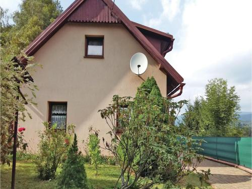 Holiday home Dolni Lanov with a Fireplace 371