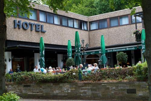 Hotel Rheinterrasse Benrath photo 10
