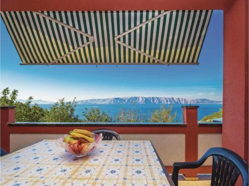 Apartment Sibinj Krmpotski with Sea View 10