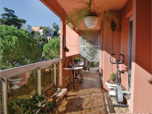 One-Bedroom Apartment in Nice photo 5
