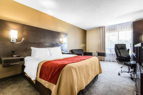 Comfort Inn Owen Sound - Owen Sound, ON N4K 6N4