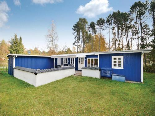 Holiday Home Rødby with a Fireplace 04