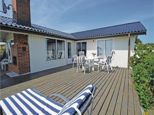 Holiday home Skonnertvej Ebeltoft V