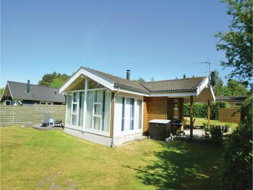 Holiday home Rørsangervej Væggerløse XII