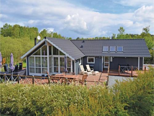 Holiday home Bækholmen Ebeltoft IV