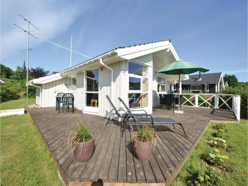 Holiday home Bellevue Sydals XI