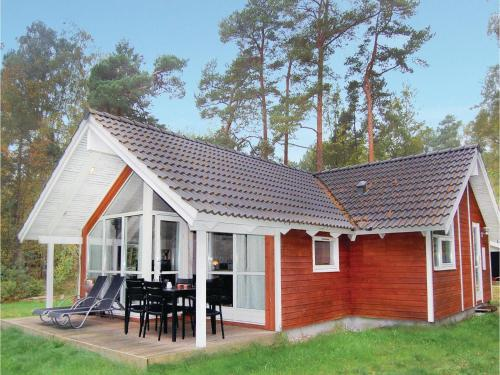 Holiday home Stege 35 with Hot tub