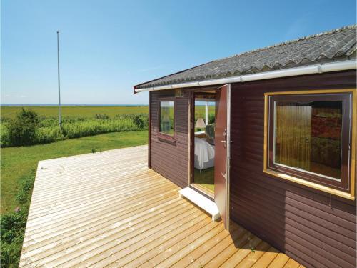 Three-bedroom Holiday Home In Karrebaksminde