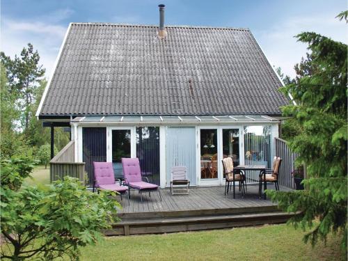 Holiday home Havpilen