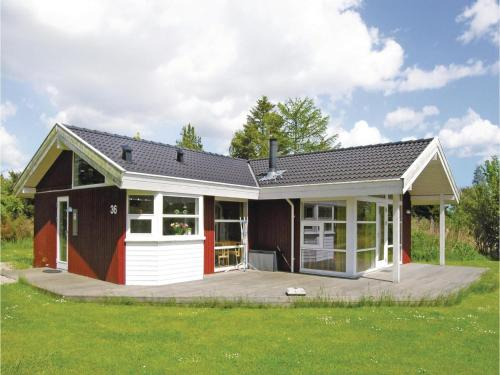 Holiday home Strandlodden Faxe Ladeplads Denm