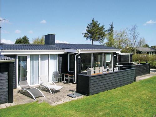 Holiday home Nordvang Hadsund Denm