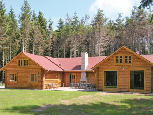 Holiday home Ulvevej