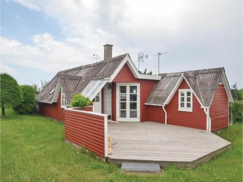 Holiday home Fiskerbanke