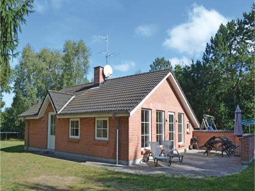 Holiday home Telefonvejen Glesborg III
