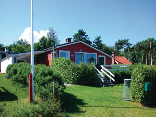Holiday home Grønningen Allingåbro XII