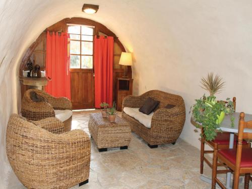 Holiday home La Bastide de Virac 26 with Outdoor Swimmingpool