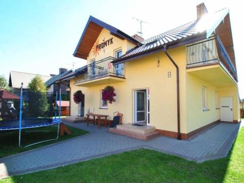 Apartamenty Promyk, Jarzebinowa 8