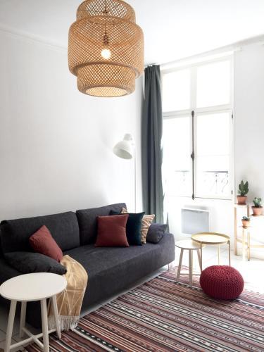 Appartement Paris-Réaumur photo 13
