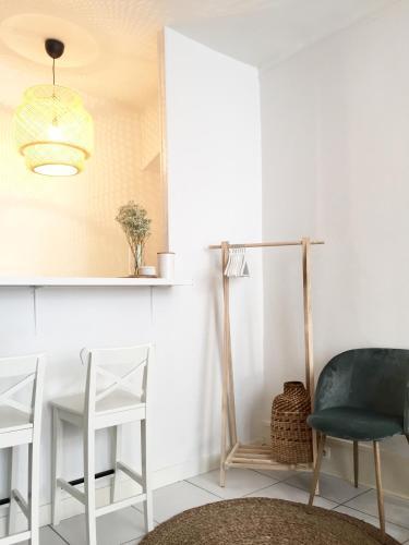 Appartement Paris-Réaumur photo 19