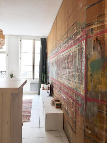 Appartement Paris-Réaumur photo 26