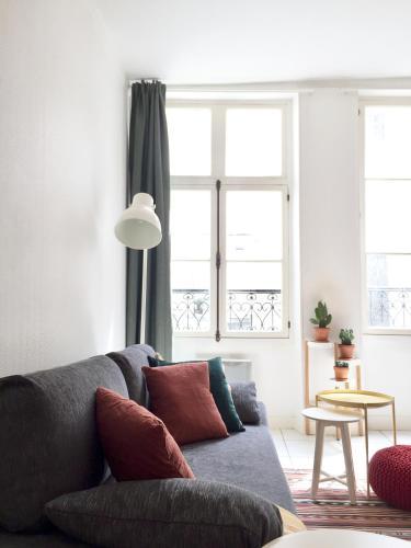 Appartement Paris-Réaumur photo 42