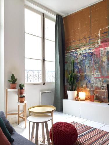 Appartement Paris-Réaumur photo 55
