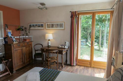 Chambre d'hôtes La Bichette