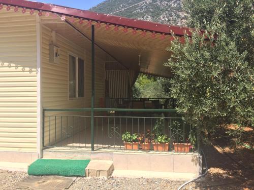 Adrasan Yeşilçam Evleri, Adrasan
