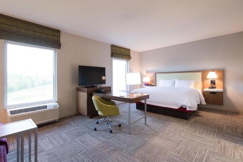 Hampton Inn & Suites Fayetteville Nc