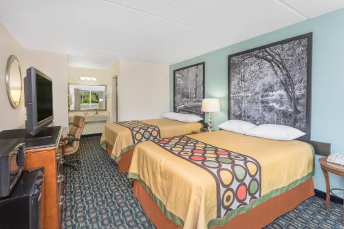 Super 8 By Wyndham Kingsland - Kingsland, GA 31548