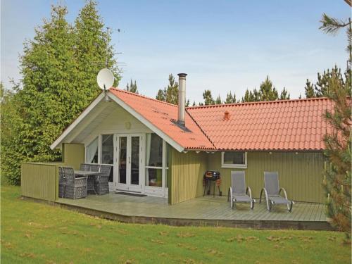 Holiday home Egelunden Oksbøl III