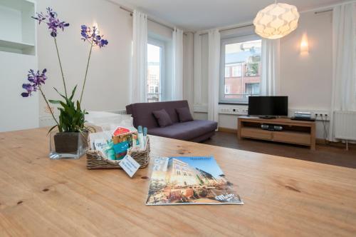 Appartements in der historischen Deichstrasse photo 12