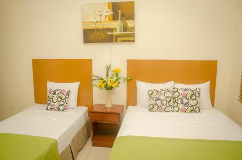 Hotel Residencial Cervantes Photo