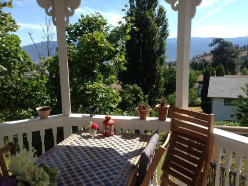 The Cherry Tree B&b - Summerland, BC V0H 1Z8
