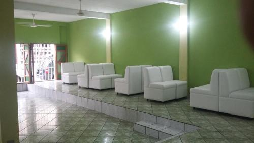 Green World The Hostel Bed Breakfast Flores In Guatemala
