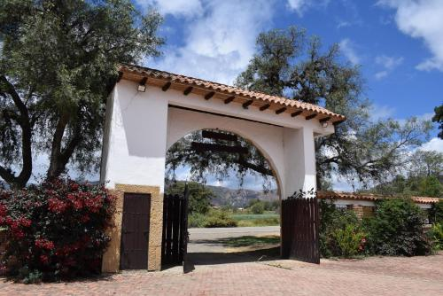 Foto de Hotel Hacienda Santa Cecilia