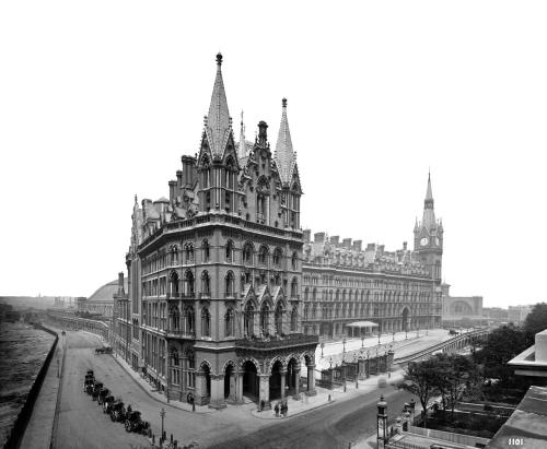 St. Pancras Renaissance Hotel London photo 28