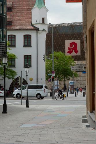Pension Am Jakobsplatz photo 15