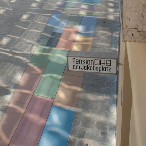 Pension Am Jakobsplatz photo 37