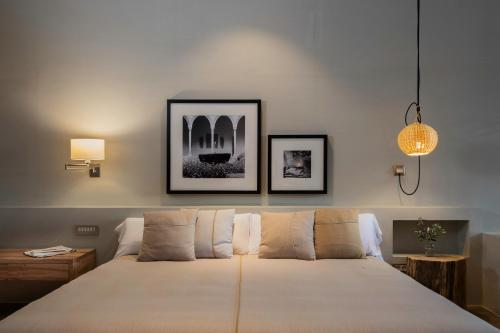 Junior Suite mit Terrasse Hotel Peralada Wine Spa & Golf 5