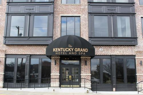 Kentucky Grand Hotel & Spa - Bowling Green, KY 42101
