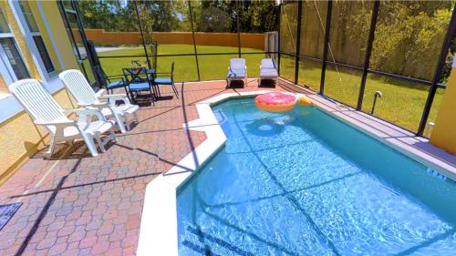 Aco Family - 4 Bd Townhome With Pool (1717) - Kissimmee, FL 34746