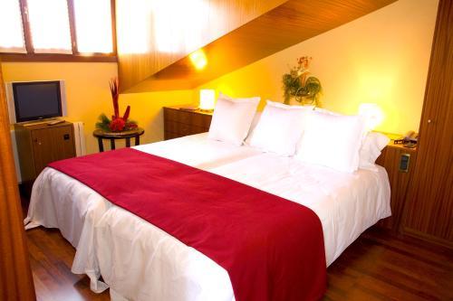 Habitación Doble - Ático con acceso al spa Hotel Del Lago 8