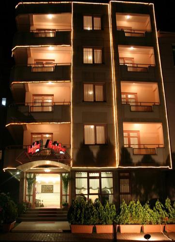Akcakoca Prestij Apart Hotel harita
