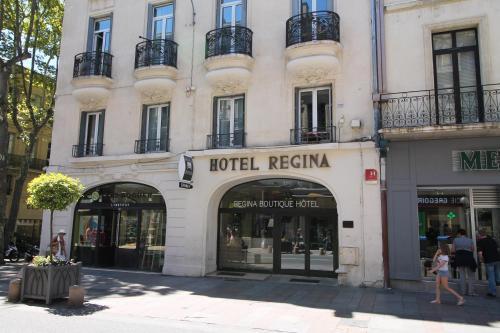 A r gina boutique hotel avignon francie for Boutique hotel avignon