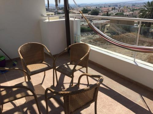 11e Oroklini Sea View 1 Bed Apartment