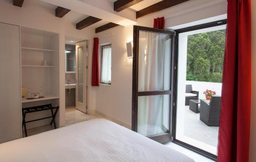 Superior Double Room with Terrace Finca Portizuelo 1